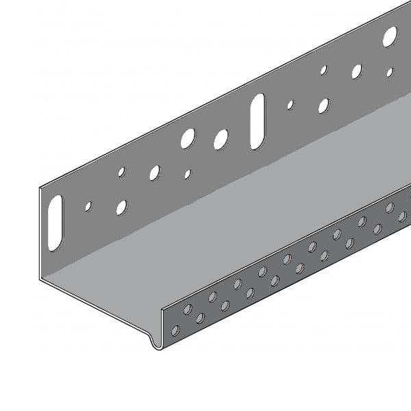 rail de depart profil de depart en aluminium pour soubassement