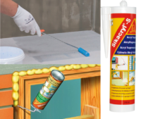 Accroche - Fixateur - Joint - Silicone