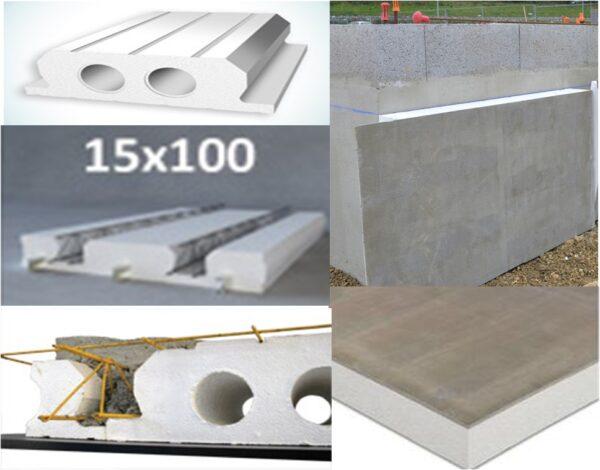 Isolant pour les sousbassements et les fondations des bâtiments